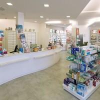 Farmacia scorcio negozio