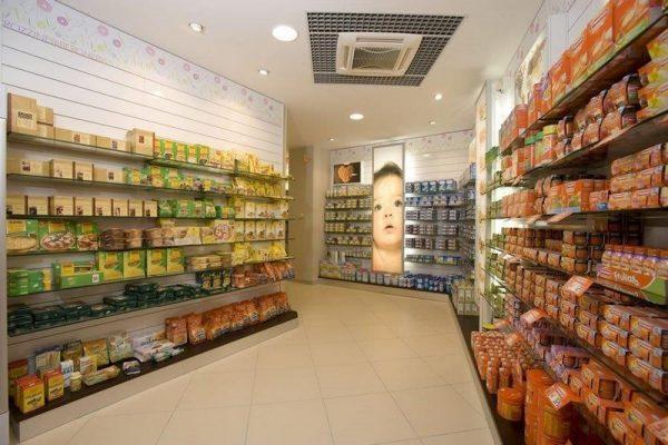 Espositori per farmacia