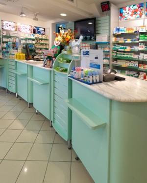 Negozi faramacie e parafarmacie arredamento negozi for Arredamento firenze negozi