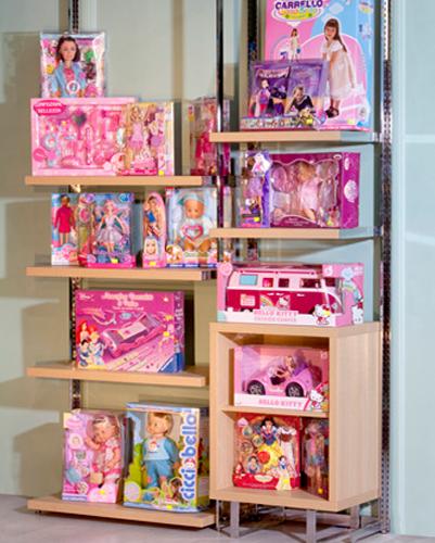 Arredamento negozi di giocattoli arredo negozi for Negozi arredamento firenze