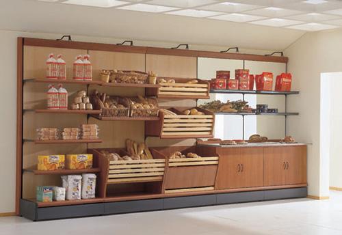 Arredamento panifici e panetterie arredo negozi for Arredamento firenze negozi