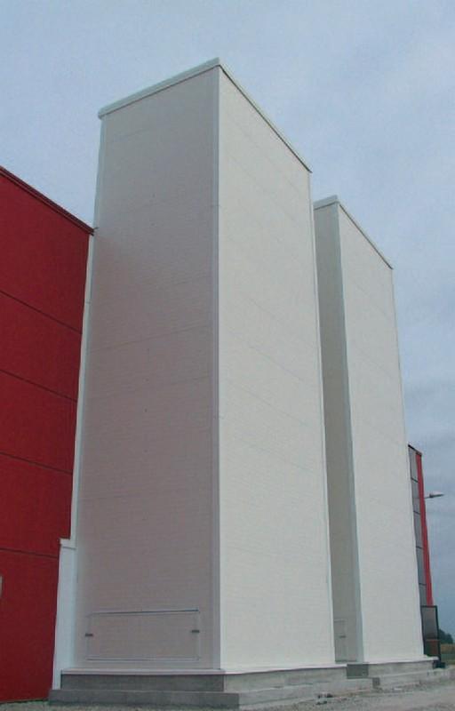 Sistema verticale Vertimag